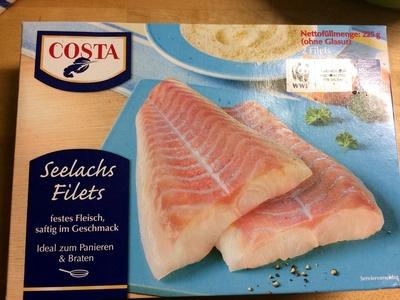 Seelachs Filets - Produkt