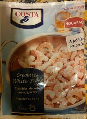 Crevettes White Tiger - Produit - fr