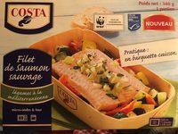 Filet de saumon sauvage - Product - fr