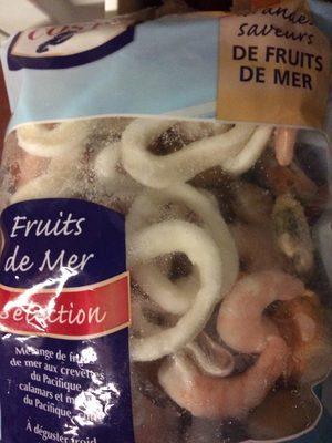 COSTA Fruits de mer - Produit - fr