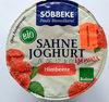 Sahne Joghurt Himbeere - Produit