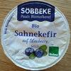 Sahnekefir auf Blaubeere - Product