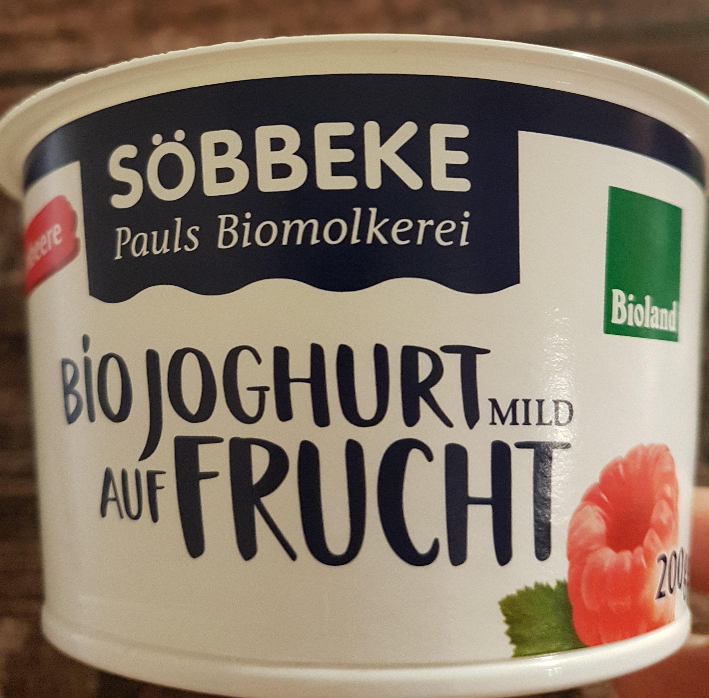 BioJoghurt Himbeere - Product