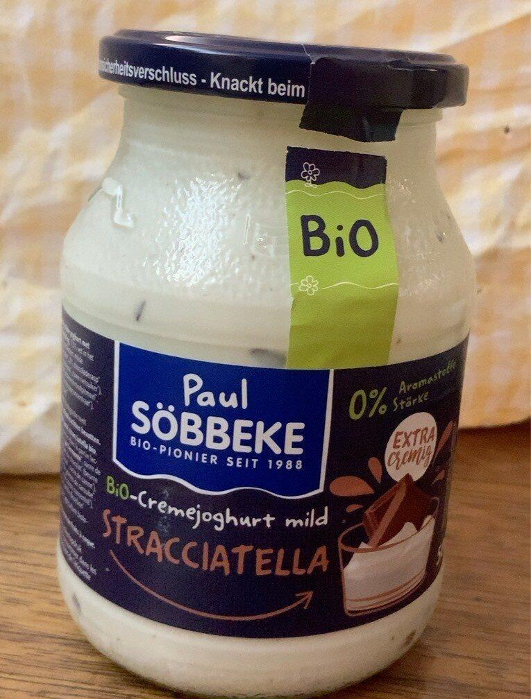 Joghurt Mild Stracciatella Bio - Produkt - de