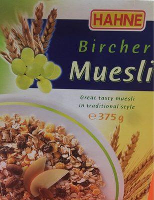 Bircher Museli - Product