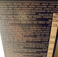 Corn Flakes - Classic - Nutrition facts - fr