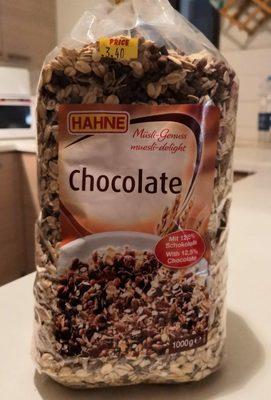 Schoko Müsli, Chocolate - Product