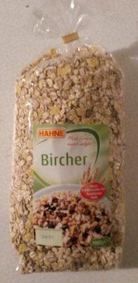 Bircher muesli - Produit