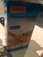 Flocons d'avoine - Produit