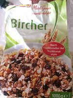 Bircher Muesli - Product - es