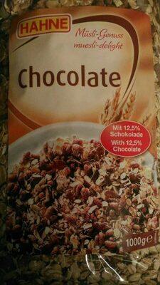 Muesli Delight Chocolate - Product - es