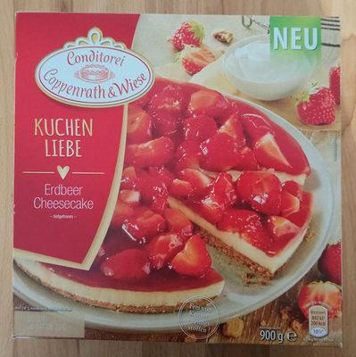 Erdbeer Cheesecake - Produkt