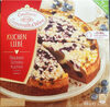 Blaubeer-Schoko-Kuchen mit Rahm - Product