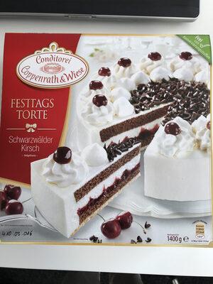 Schwarzwälder Kirsch Torte - Product - de