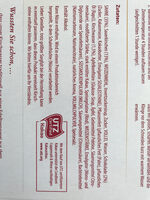 Schwarzwälder Kirsch Torte - Ingrediënten - de
