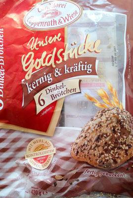 Dinkel-Brötchen - Product