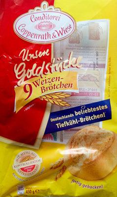 Weizenbrötchen - Produkt