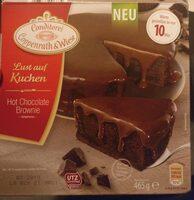 Hot chocolate brownie - Prodotto - de