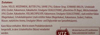 Hot chocolate brownie - Ingredienti - de