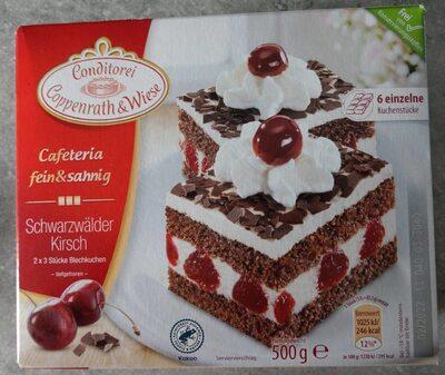 Schwarzwälder Kirsch - Prodotto - en