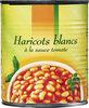 Haricots blancs à la sauce tomate - Product