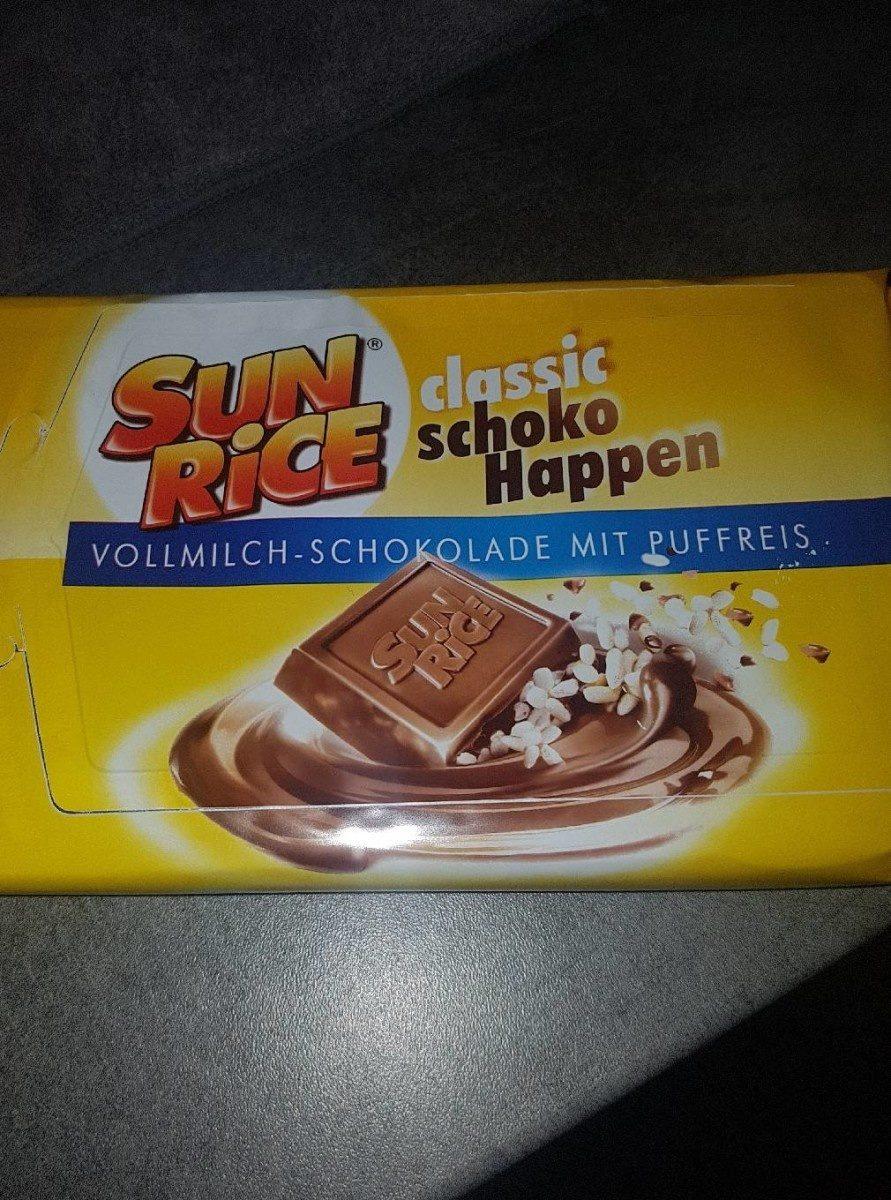 classic Schoko Happen - Produit - fr