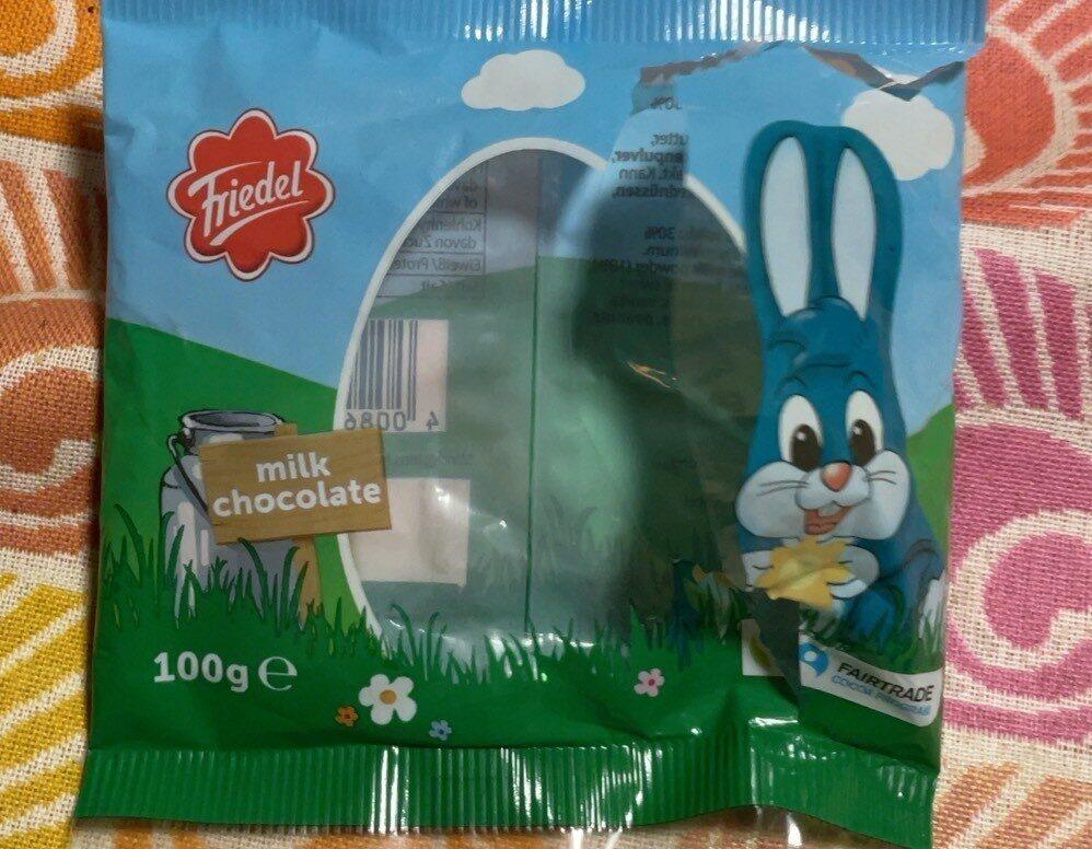 Milk chocolate - Prodotto - de