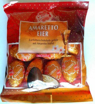 Amaretto Eier - Product