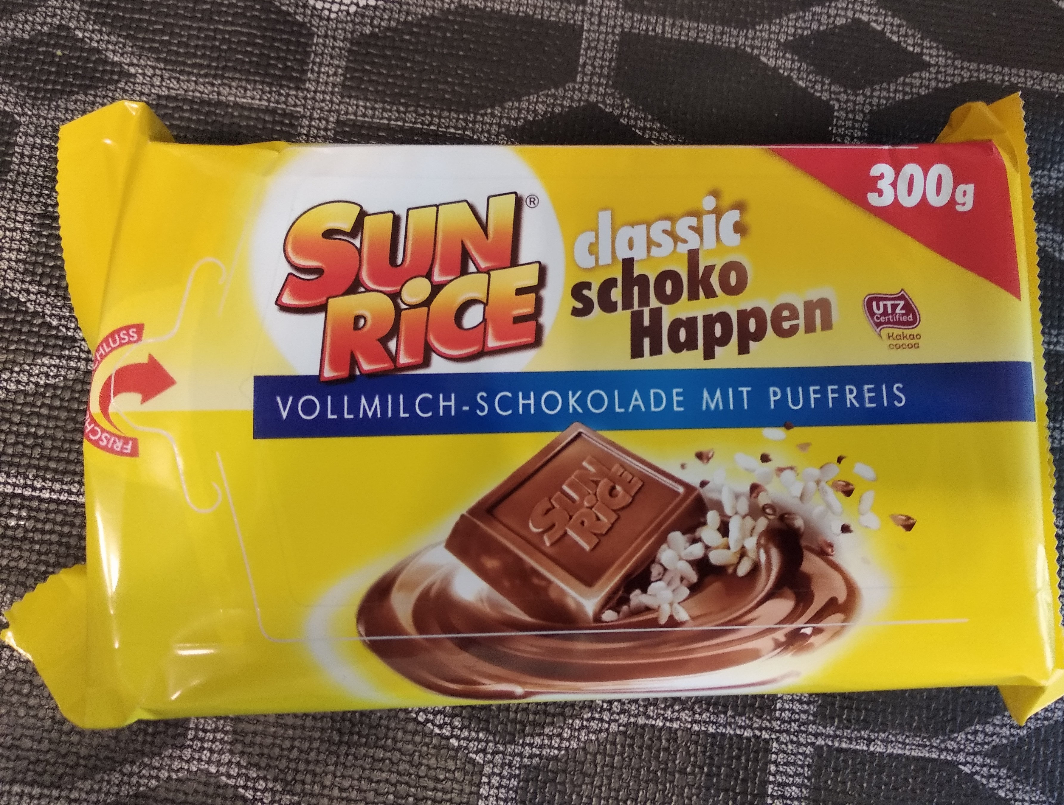 Sun Rice Classic Schoko-happen 300G - Product - fr