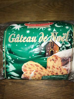 Gateau de Noel - Product - fr
