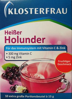Heißer Holunder - Produit - de