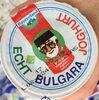 Echt Bulgara Joghurt - Produit