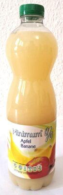 Minimum % Apfel Banane - Produit - de