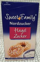 Hagel Zucker - Product