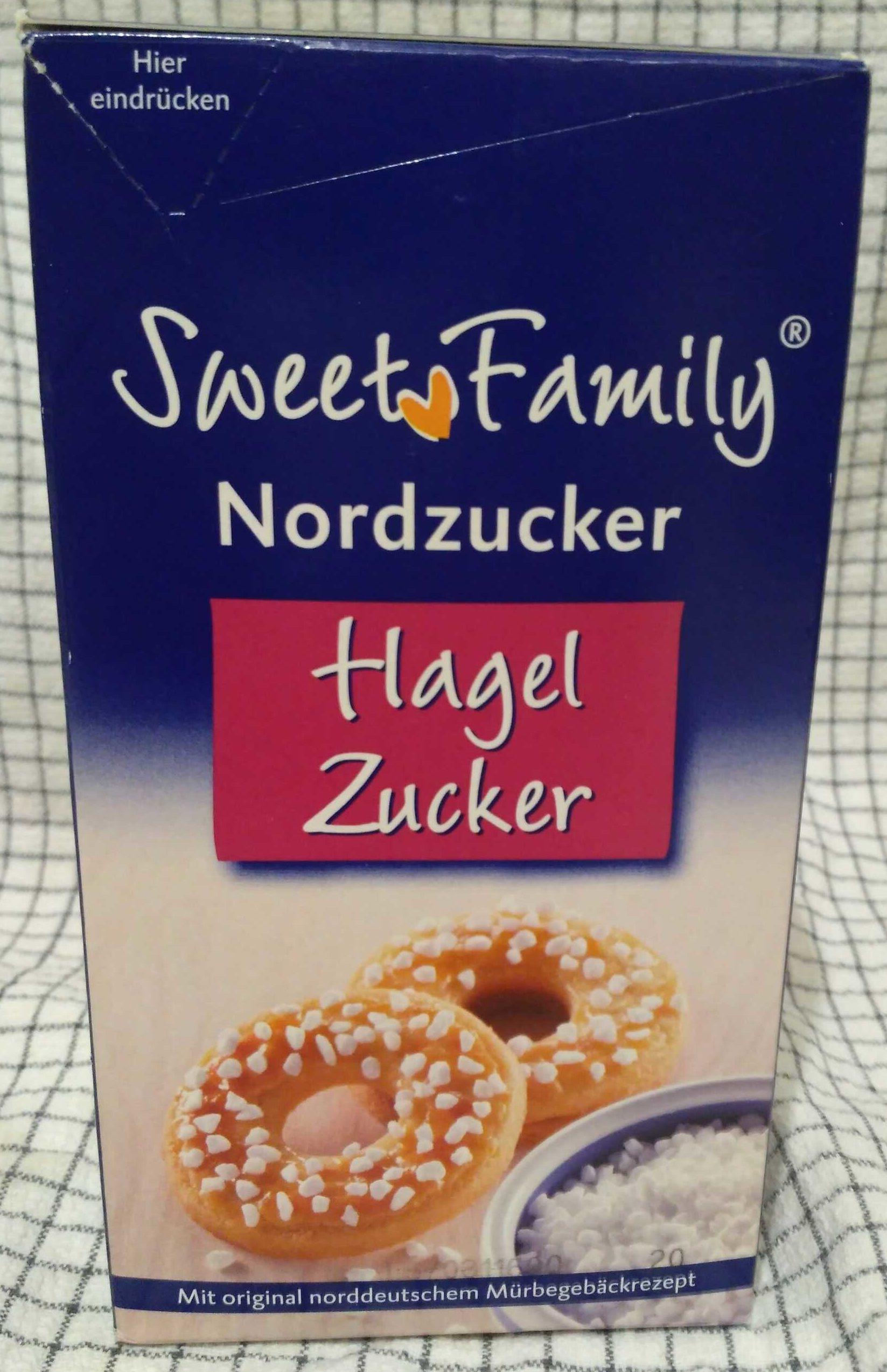 Hagel Zucker - Produkt