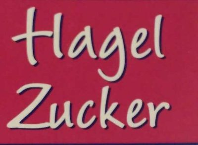 Hagel Zucker - Ingredients