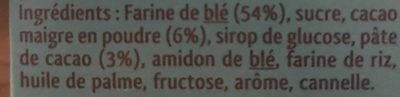 Shellinos - Ingredients