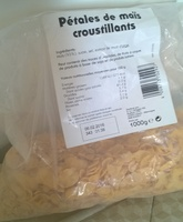 Pétales de maïs croustillants - Produit