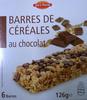 Barres de céréales au chocolat - Produit