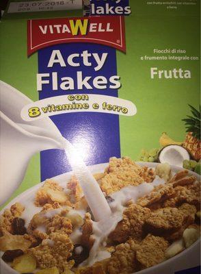 Cornflakes vitawell - Product - fr