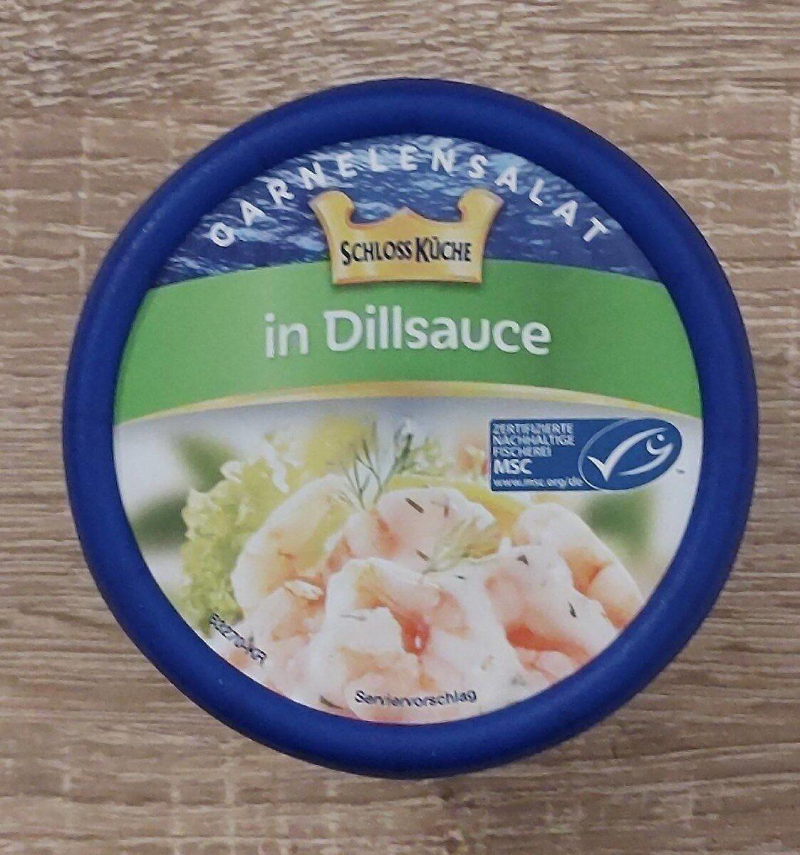 Garnelensalat in Dillsauce - Produkt - de