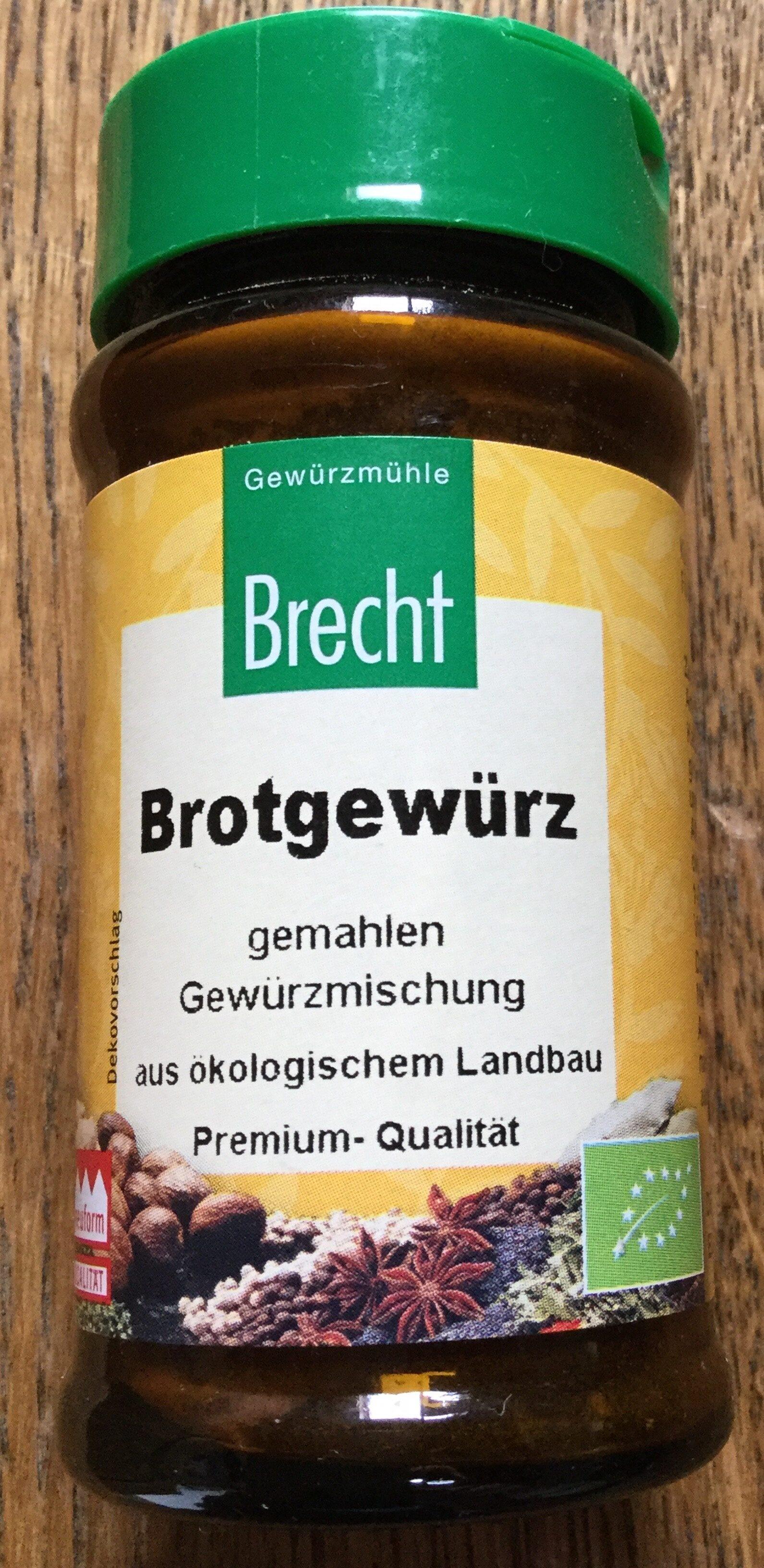 Brotgewürz - Product