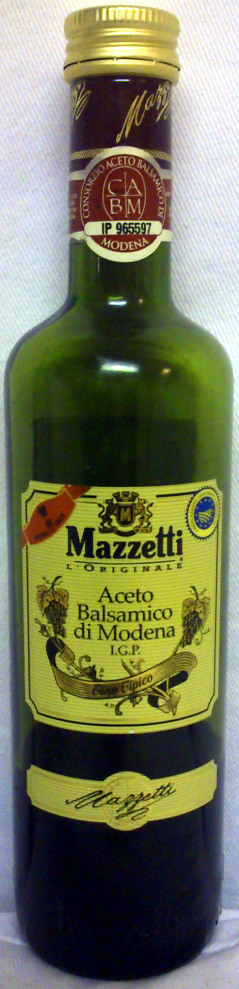 Aceto Balsamico - Product - it
