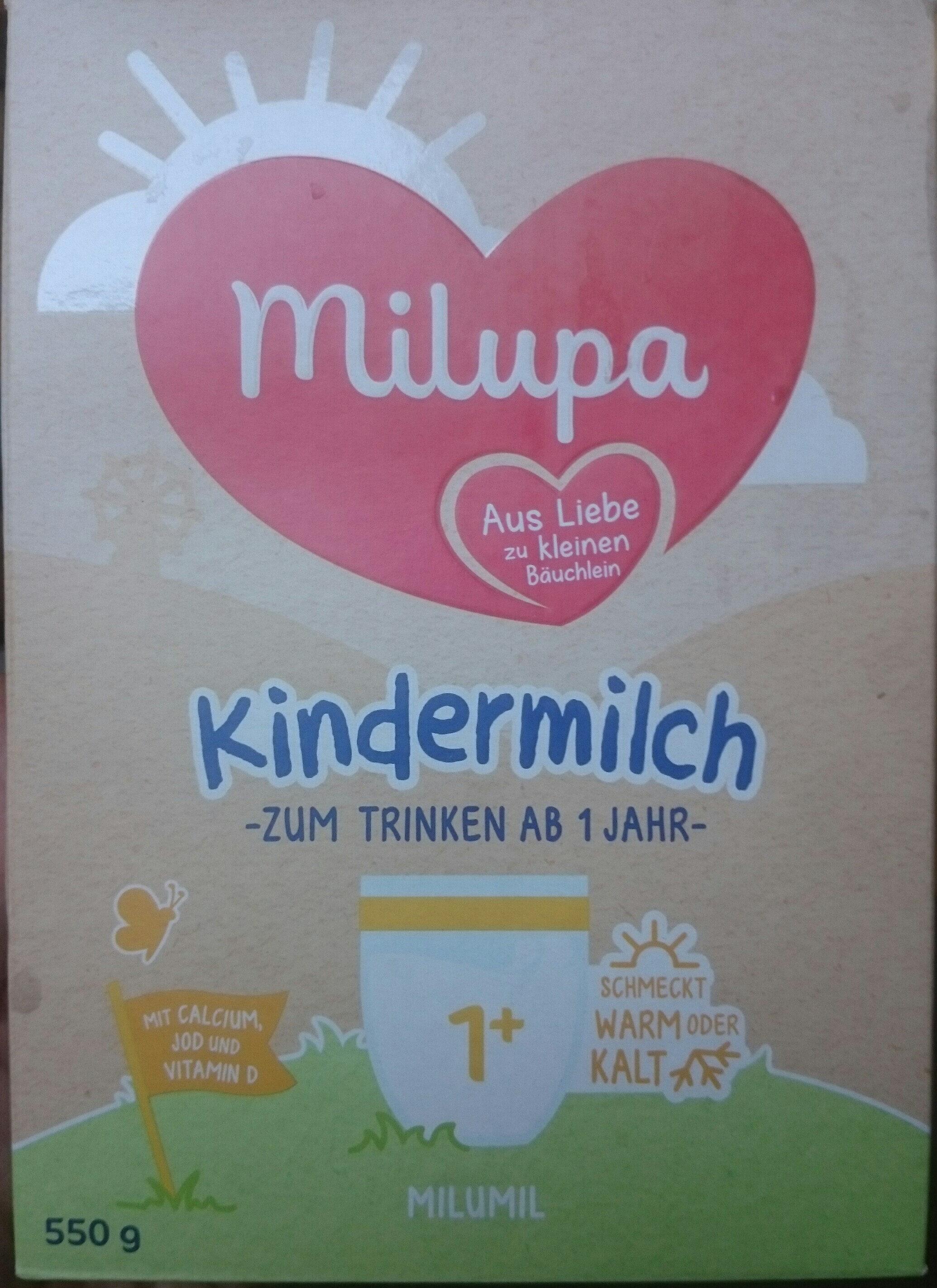 Kindermilch zum Trinken ab 1 Jahr - Produkt - de