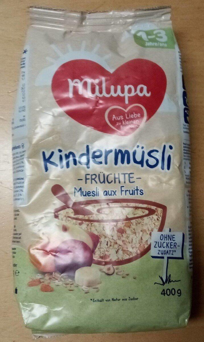 Kindermüsli - Produkt - de