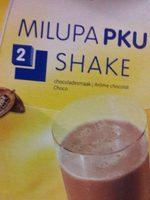 Milupa Pku 2 Shake Choco 10X50G Min Afn=3 - Product - fr