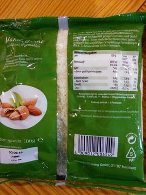 Mandelkerne blanciert und gemahlen - 2