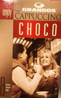 Cappuccino choco - Product - fr