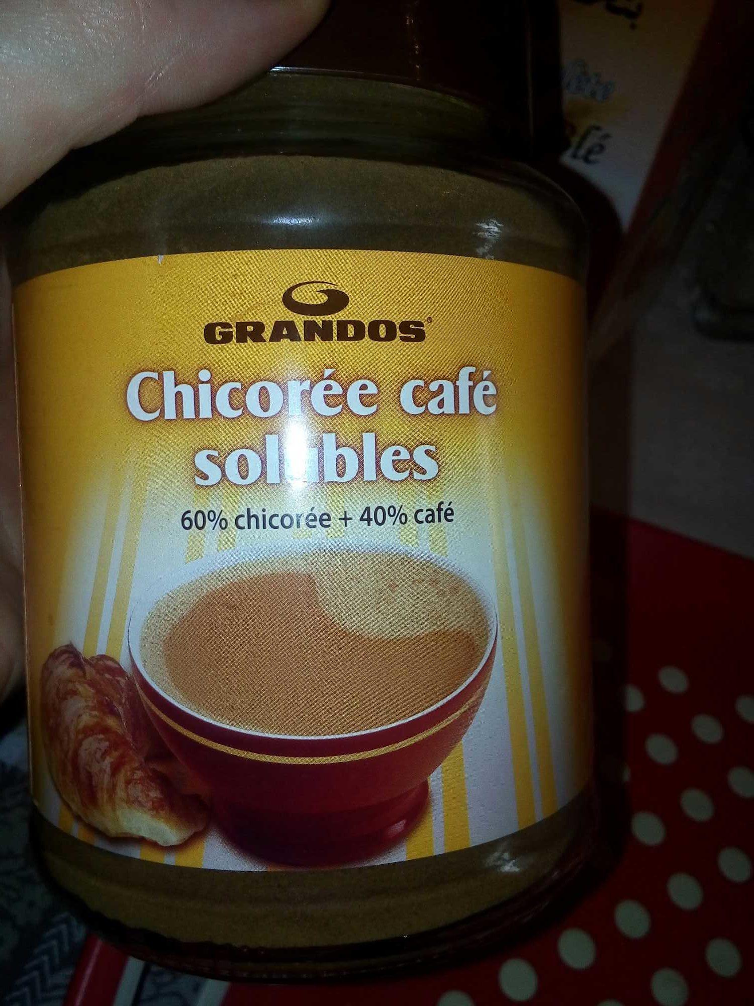 Chicorée Café Solubles Grandos 200g