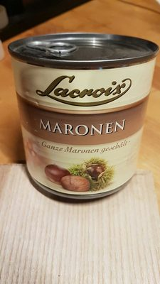Maronen - Produit